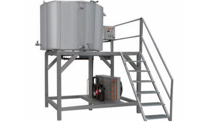 Ayran Process Tank