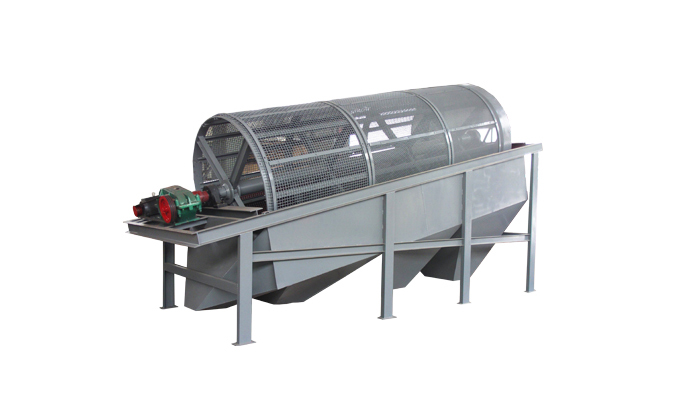 Drum Sifter