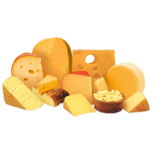 International Cheese Production