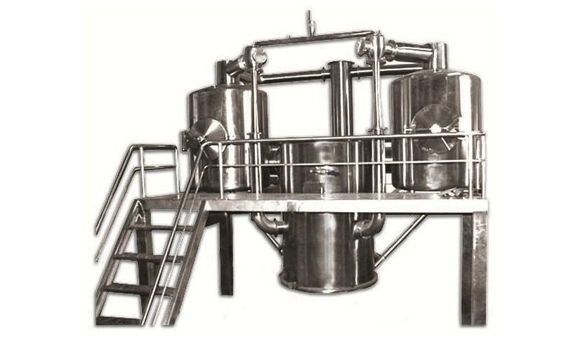 Yogurt Vacuum Evaporator